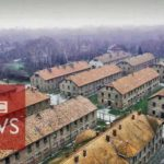 Auschwitz: Drone flight over Nazi concentration camp