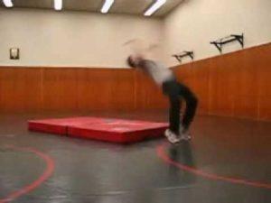 Backflip Impossible