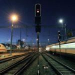Zurique estação de trem em time-lapse