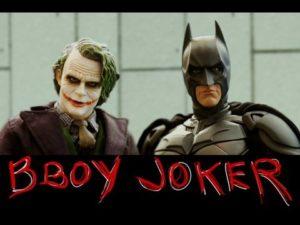 Batman vs Joker Bboy Battle