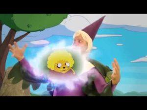 """Bei """"Adventure Time Game Wizard"""" incluso se puede dibujar los niveles, a continuación, reproducir en dispositivos móviles"""