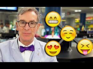 Bill Nye erklärt die Evolution mit Emojis