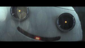 Blinky der Roboter