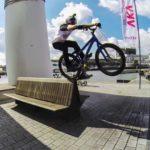 Danny MacAskill rider Rotterdam