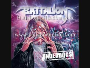DBD: Headbangers - Battalion