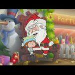 El buen señor Santa Claus