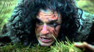 Den förbjudna kärleken till Jon Snow och Legolas