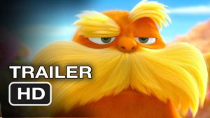 Dr. Seuss' The Lorax – Trailer