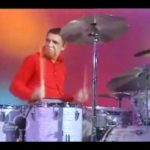 Tambour bataille Buddy Rich Vs. animaux