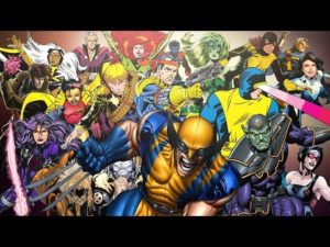 Every X-Man Ever