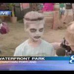 Carnival Zombie Kid