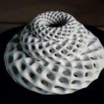 Fibonacci Zoetrope Sculture