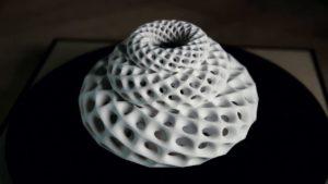 Fibonacciego Zoetrope Rzeźby