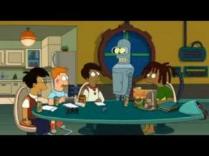 Futurama - Benders Game Trailer