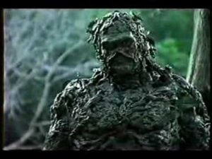 Greenpeace Swamp Thing