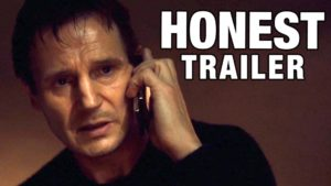 Honest Trailer: Taken 1 & 2
