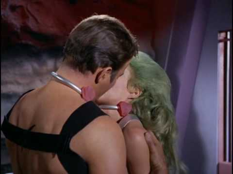 How to kiss a Woman by Captain Kirk