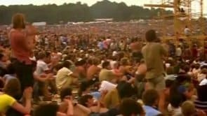 Jimi Hendrix - Live at Woodstock '69