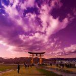 Mont Fuji und Miyajim Time-lapse'd