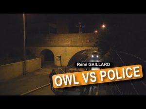 Sowa vs Policja