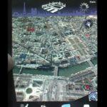 Paris 3D fürs iPhone