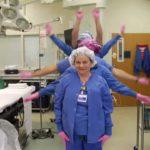 Pink Glove Danza
