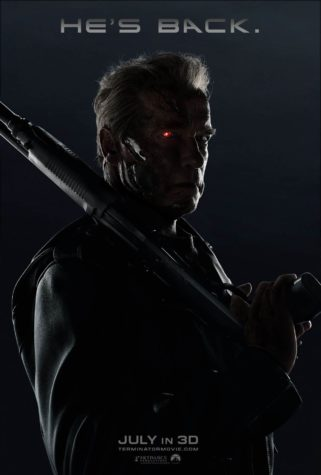 Terminator: Genisys - Super Bowl Poster