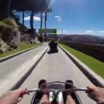 POV: Toboggan Queenstown in Nuova Zelanda
