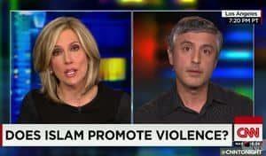 Reza Aslan vs CNN