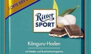 Dschungelcamp Ritter Sport