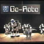 "Roboter performen ""The Lion Sleeps Tonight"""