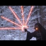 star wars: Moderna Lightsaber Battle