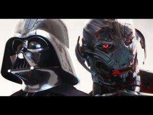 "Star Wars Trailer im ""Avengers: Age of Ultron""-Style"
