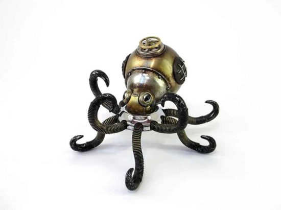Steampunk Animals Igor Verniy
