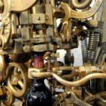 Steampunk corkscrew
