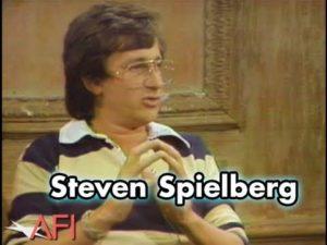 Steven Spielberg 1978 über Animatoren