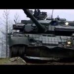 T-90 – Russiske kampvogne