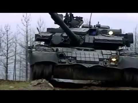 T-90 – Russische Panzer