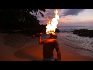 The Fire Knife Dance – Masters of the Fire