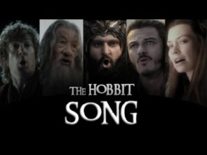 The Hobbit Song - Jag ska visa dig