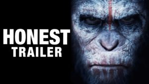 Rehellinen Trailer: Dawn of Planet of the Apes