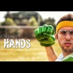 The Incredible Hulk Hands