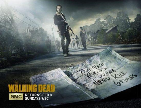 The Walking Dead: 3 Mostrar reboque, Qual é o próximo depois do intervalo temporada de inverno 5