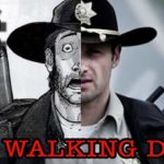 The Walking Dead: Series & Comic compared