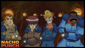 "Tokyo Ghostbusters - ""The Real Ghostbusters"" fra 80 'som Anime"