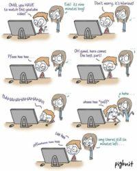 Das Video-Sharing-Dilemma
