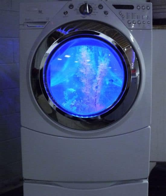 Washer Aquarium
