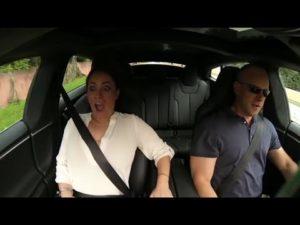 """Wenn der Tesla P85D auf """"Irrsinn-Modus"""" schaltet"""