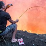 Come arrostire marshmallows sopra un vulcano