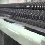 How are woven wire mesh fences
